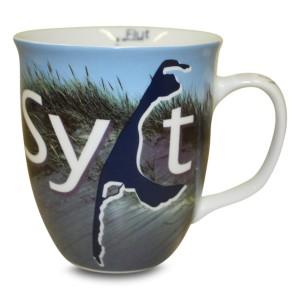 Sylt Tasse, Sylter-Düne, traditionell