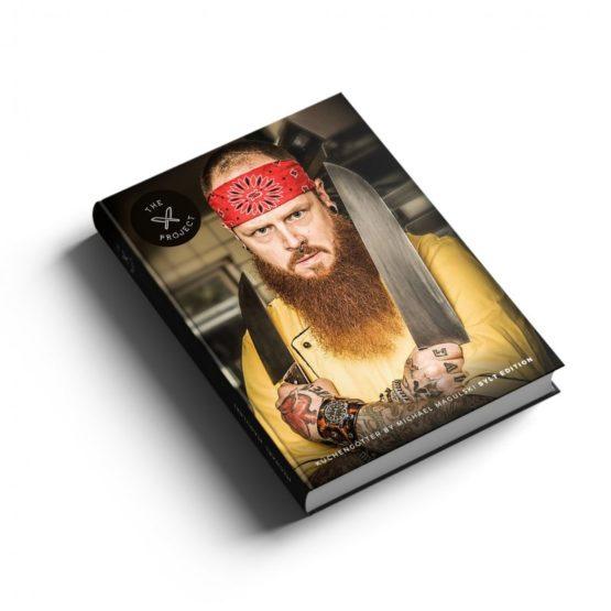 Buch Küchengötter by Michael Magulski SYLT EDITION